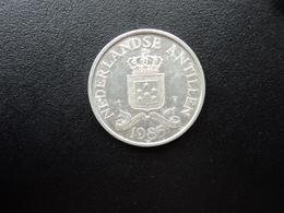 ANTILLES NÉERLANDAISES : 2 ½ CENTS  1985   KM 9a      SUP+ - Antille Olandesi