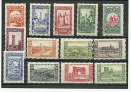 Centenaire De L' Algérie Série 87/ 99* MH, Cote YT 160€ - Algerien (1924-1962)