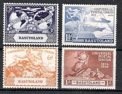 Basutoland 1949 UPU MNH CV £3.70 - Basutoland (1933-1966)