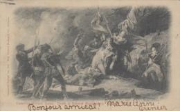 Canada - Quebec - Bataille Du Québec - Histoire - Mort Du Général Montgomery - Postmarked 1905 - Québec - La Citadelle