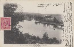 Canada - Sherbrooke - St. Francis River - Postmarked 1904 - Sherbrooke