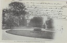 Canada - Saint-Hyacinthe - Partie Du Parc Du Séminaire - Postmarked 1904 - St. Hyacinthe