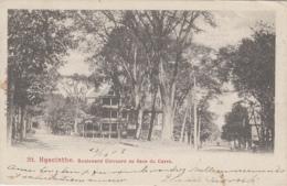Canada - Saint-Hyacinthe - Boulevard Girouard En Face Du Carré - Postmarked 1903 - St. Hyacinthe