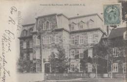 Canada - Rivière-du-Loup - Couvent Du Bon Pasteur - Postmarked 1906 - Quebec