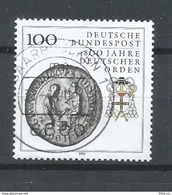 Germany/Bund Mi. Nr.: 1451 Vollstempel (brv90er) - Gebraucht