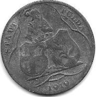 *notgeld Fulda  10 Pfennig 1919 Zn   4630.13 / F 146.9 - Autres