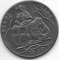 *notgeld Fulda  10 Pfennig 1920 Fe   4630.14 / F 146.10C ? - Autres