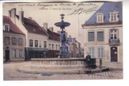 FISMES  Place Du Jet-d'eau - Fismes