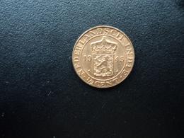 INDES NÉERLANDAISES : ½ CENT   1945 P     KM 314.2      SUP - [ 4] Colonies
