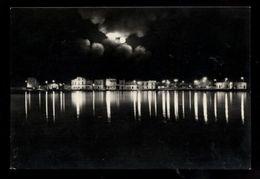 C1915 SANTO SPIRITO (BARI) - PANORAMA NOTTURNO B\N VG 1964 - Other Cities