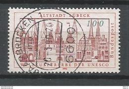 Germany/Bund Mi. Nr.: 1447 Vollstempel (brv90er) - Gebraucht