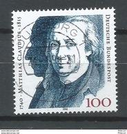 Germany/Bund Mi. Nr.: 1473 Vollstempel (brv90er) - Gebraucht