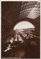 TORINO-INTERNO STAZIONE PORTA NUOVA-CARTOLINA VERA FOTOGRAFIA NON VIAGGIATA -ANNO 1950-1955 - Stazione Porta Nuova