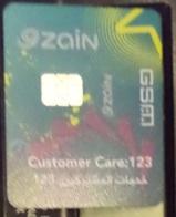 Sudan - ٍ- Zain - MINT GSM SIM - Soudan