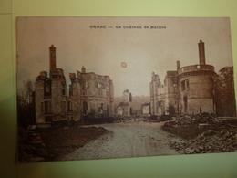 Orbec Château De Mailloc - Orbec