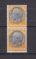 Deutsches Reich - 1934 - Michel Nr. 528 - S.Paar - Postfrisch - 22 Euro - Neufs