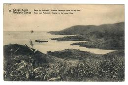Congo Belge  Baie De Mobimbi  Cratère Immergé Dans Le Lac Kivu - Belgisch-Congo - Varia