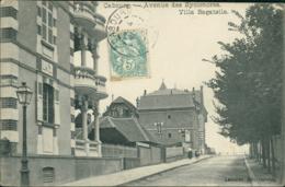 14 CABOURG / Avenue Des Sycomores Villa Bagatelle / - Cabourg