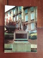 07 - Annonay - Monument à Marc Seguin Inventeur De La Chaudière Tubulaire Et Des Ponts Suspendus - Annonay