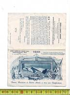 KL 9933 - SAINTE THERESE DE L ENFANT JESUS COUDEKERQUE BRANCHE - CALENDRIER 1941 - Images Religieuses