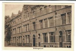 Aarschot  Sint-Jozefscollege  Middengebouw - Aarschot