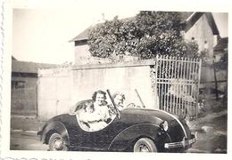 BELLE AUTOMOBILE  ANNEES 1949. - Automobiles