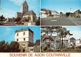 50-AGON COUTAINVILLE-N°C-3504-B/0121 - France