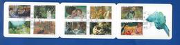 Carnet   De 10 Timbres  Arts Peinture  Année 2006   N°BC 3866   Oblitéré Non Pliée - Booklets