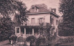 Genève Route De Chêne Pension De Jeunes Gens, Professeur Hochstätter (24.8.1911) - GE Ginevra