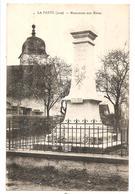 LA FERTE    ( Jura )    MONUMENT AUX MORTS - France