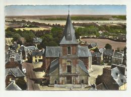 22 . PLOUER . L EGLISE . EN AVION AU DESSUS DE ..... - Plouër-sur-Rance