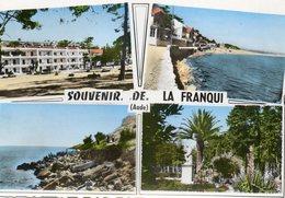 La Franqui    Souvenir     Edit  S.L. N,o 25836 - France