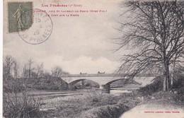 65 Aventignan, Près De Saint Laurent De Neste, Le Pont Sur La Neste - Autres Communes