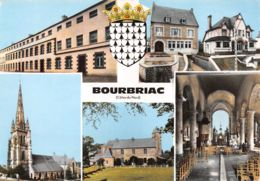 22-BOURBRIAC-N°C-3509-C/0237 - Sonstige Gemeinden