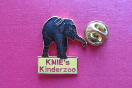 Pin's,Animaux,Cirque,KNIE'S KINDERZOO,ELEFANT,Elephant - Animaux