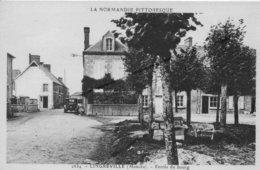 LINGREVILLE   ENTREE DU BOURG - France
