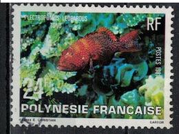 POLYNESIE FRANCAISE            N°     YVERT    162    OBLITERE       ( Ob  5/24 ) - Oblitérés
