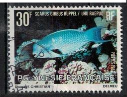POLYNESIE FRANCAISE            N°     YVERT    174   OBLITERE       ( Ob  5/24 ) - Oblitérés