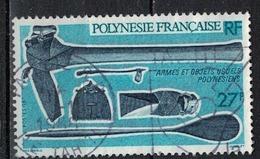 POLYNESIE FRANCAISE            N°     YVERT    289  OBLITERE       ( Ob  5/25 ) - Oblitérés