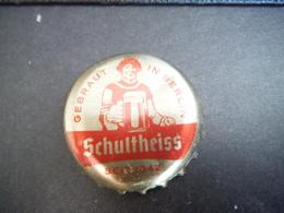 Capsule De Bière Schultheiss - Berlin DEUTSCHLAND - Beer