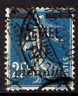 Memel 1920 Mi 20, Gestempelt [260819VII] - Memelgebiet