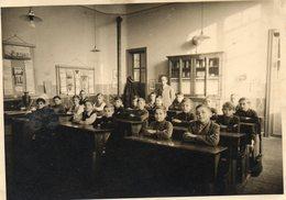 SCHOOLFOTO UIT  LEDEBERG  -  GENT  17 OP 12.50 CM - Photographs