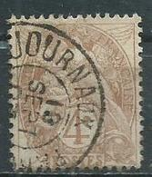Timbre France Type Blanc N°110 Obliteration Journaux - 1900-29 Blanc