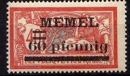 Memel 1920 Mi 24 Y * [260819VII] - Memelgebiet