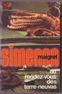 Simenon - Maigret - Au Rendez-vous Des Terre-neuvas - Fayard