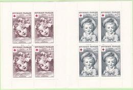 France Carnet Croix Rouge N° 2011a Année 1962 Neuf ** - Rode Kruis