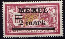 Memel 1920 Mi 28 Y * [260819VII] - Memelgebiet