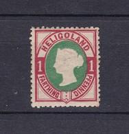 Helgoland - 1875 - Michel Nr. 11 - Héligoland