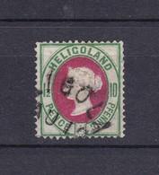 Helgoland - 1875/90 - Michel Nr. 14 - Geprüft - Héligoland