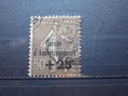 VEND BEAU TIMBRE DE FRANCE N° 267 !!! (b) - Sinking Fund